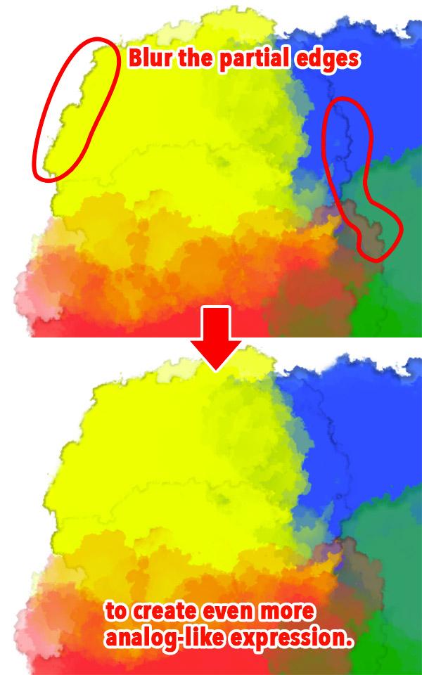 Diagram:Create even more realistic Watercolor edge effect