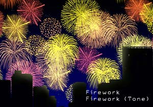 Brush :Firework,Firework (Tone)